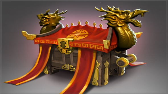 Odds for a Dota 2 treasure chest published according to