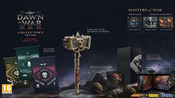 DOW 3 Collector's Edition