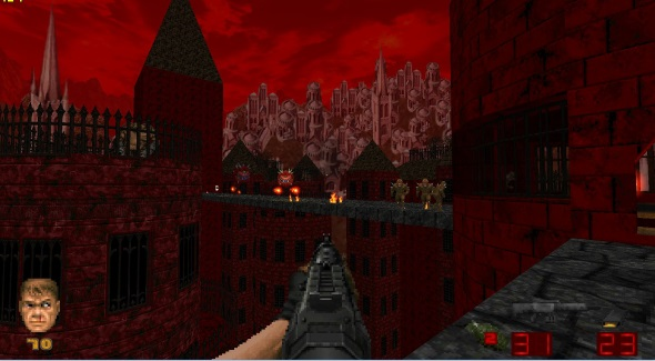 Brutal Doom rips and tears its way to win ModDB's 2017 Mod Of The