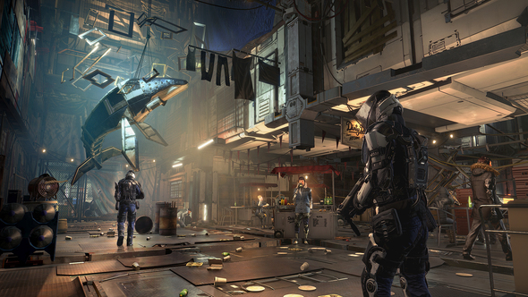 Deus Ex Mankind Divided PC review