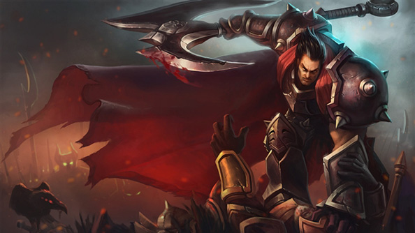 League of Legends Darius Champion Review