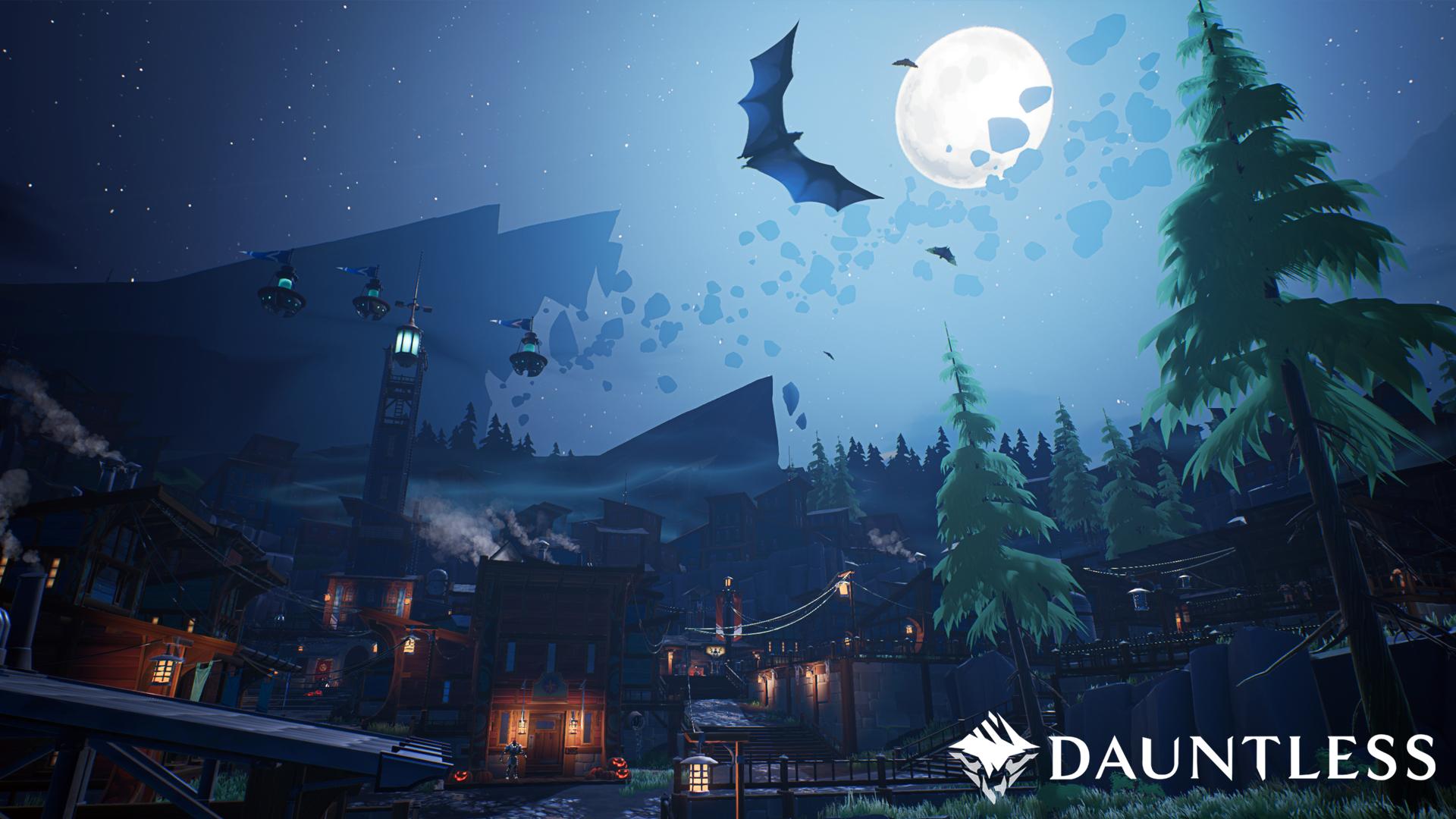 dauntless update dark harvest