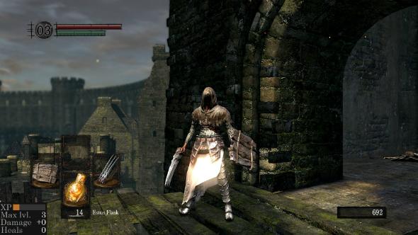 Dark Souls Gun Game mod