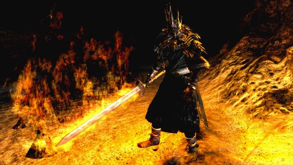 Dark Souls Gwyn
