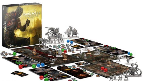 Dark Souls - The Board Game Kickstarter