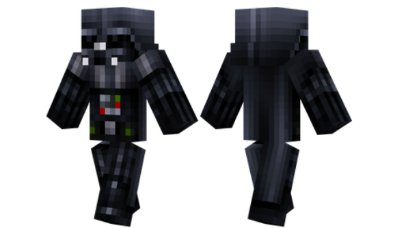 best minecraft skins Darth Vader
