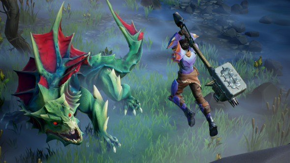Dauntless is winning over PC monster hunters because, well, it's