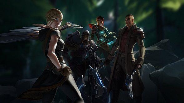 Dauntless Guilds