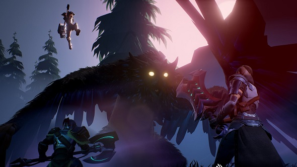 Dauntless allows players to increase material drop rates with boosts from its in-game store