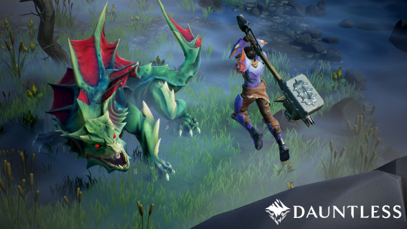 Dauntless guide camera