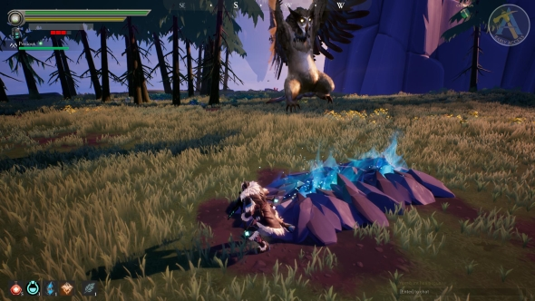 Dauntless guide heal