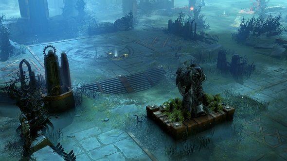 Dawn of War 3 Mortis Vale Annihilation Update