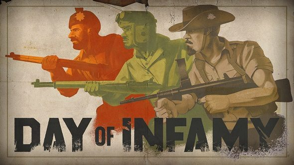 Day of Infamy Aussie Update