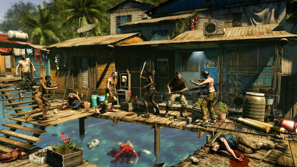 Visiting Dead Island: Riptide with some terrible tweens