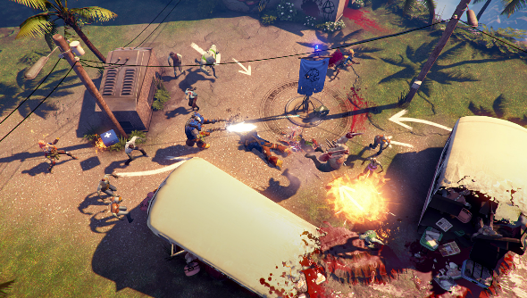 Dead Island Epidemic Capture Point