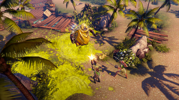 Dead Island Epidemic fat infected