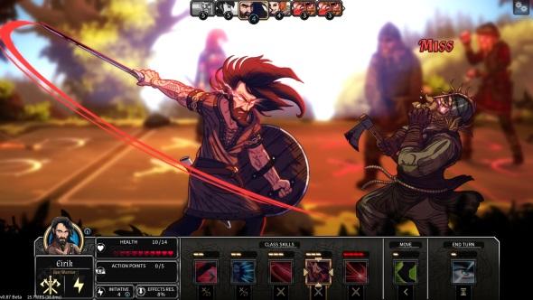 Dead in Vinland combat