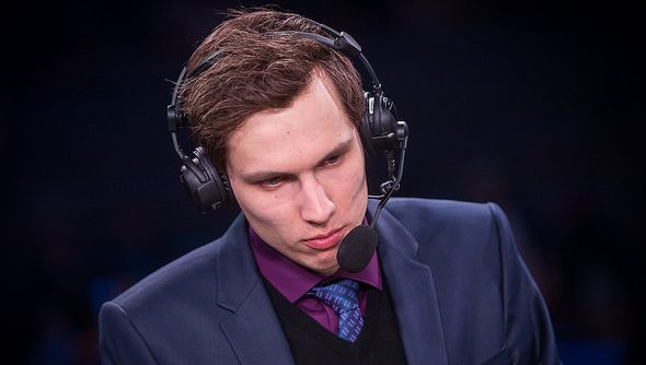 Deficio looking sinister