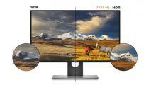 Dell U2518D sort of HDR
