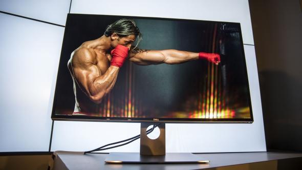 Dell UP3218K 8K monitor