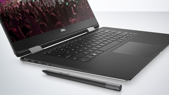 Dell XPS 15 2-in-1 stylus