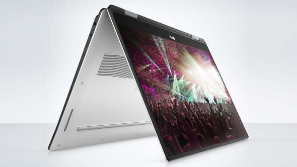 Dell XPS 15 touch 2-in-1