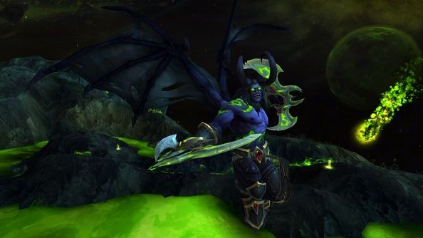 World of Warcraft: Legion's Demon Hunters are the modernisation the game sorely needs