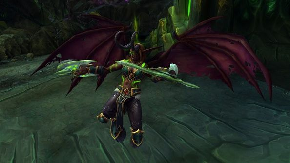 World of Warcraft: Legion's Demon Hunters are the modernisation ...