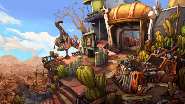 Deponia giveaway