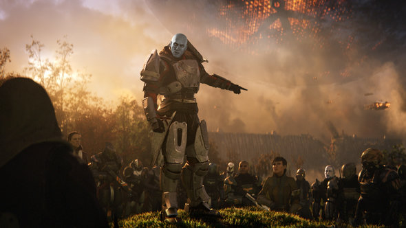 Destiny 2 won't be using solely peer-to-peer servers