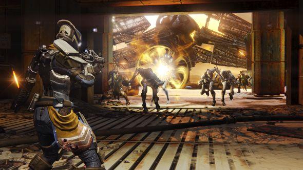 Destiny - Hive on Earth