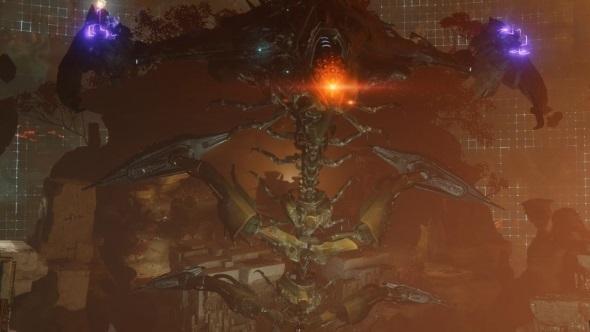Destiny 2 Eater of Worlds Argos