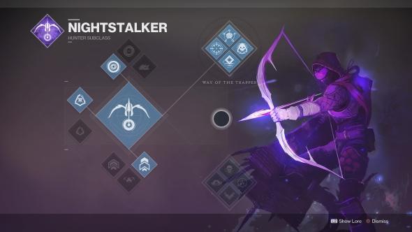 Destiny 2 Hunter Nightstalker