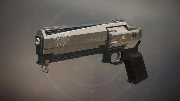 Destiny 2 Iron Banner Season 2 hand cannon