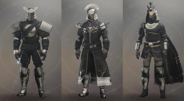 Destiny 2 Iron Banner armour