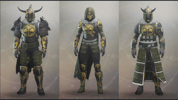 Destiny 2 Iron Banner gear