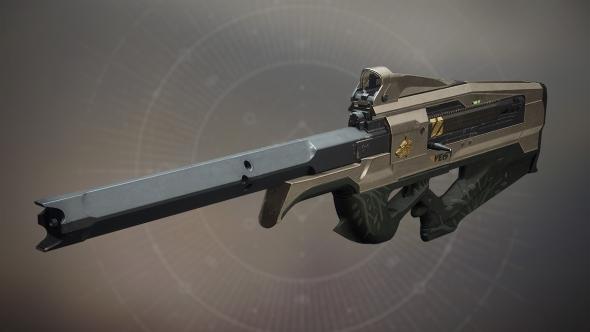 Destiny 2 Iron Banner Season 2 scout rifle
