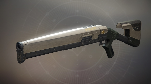 Destiny 2 Iron Banner Season 2 shotgun