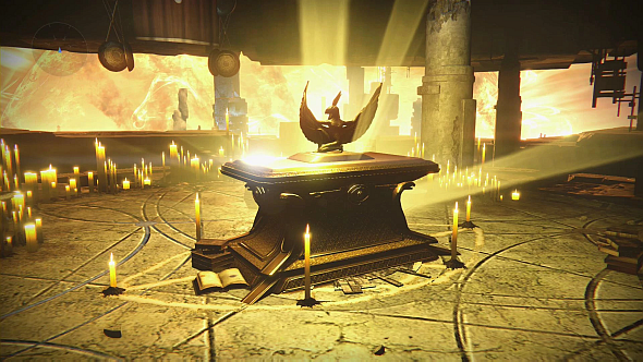 The chest in the Lighthouse in Destiny 1