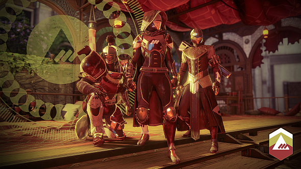 Dressing up: essential to Destiny 2's appeal