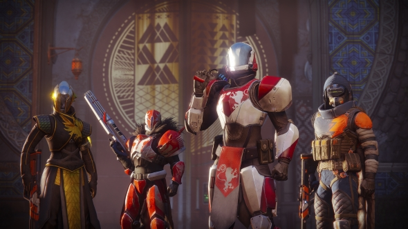 Destiny 2 team