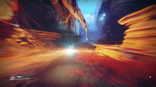 A high-speed Sparrow ride on Nessus
