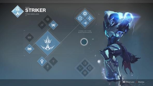 Destiny 2 Titan Striker