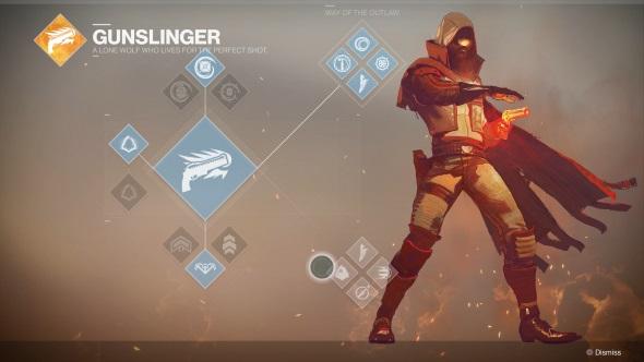 Destiny 2 Hunter Gunslinger
