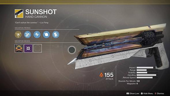 """""""Sunshot"""""""