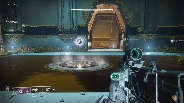 Destiny 2 Raid Royal Pools