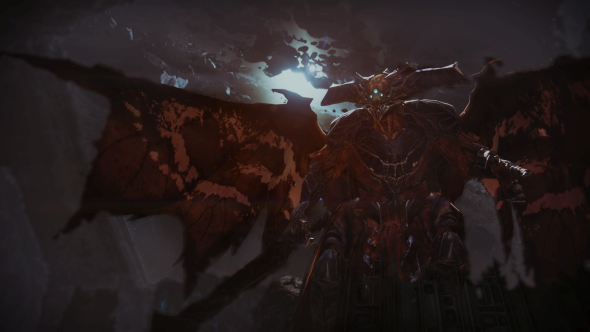 """Oryx, The Taken King"""