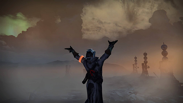 A Warlock's plaintive cry to a bleak skybox: \