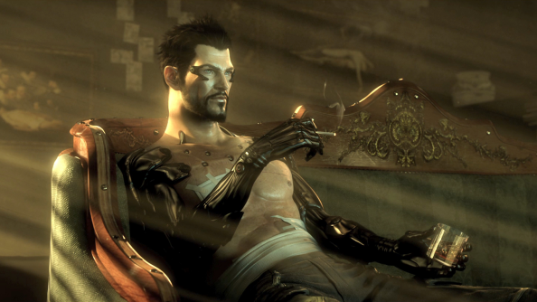 Deus Ex: The Fall web domains registered by Square Enix