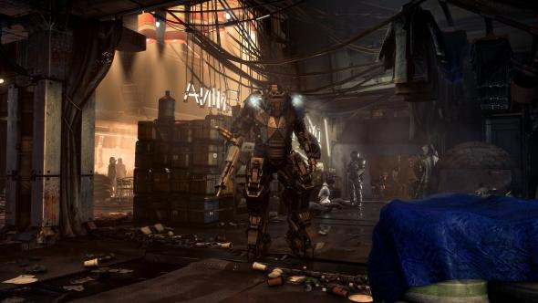 Deus Ex: Mankind Divided DX12 visuals